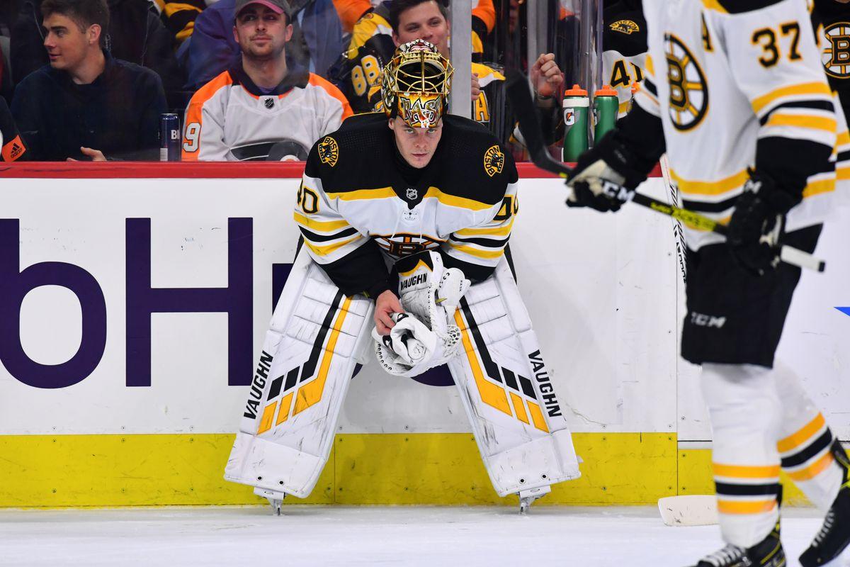 NHL: MAR 10 Bruins at Flyers