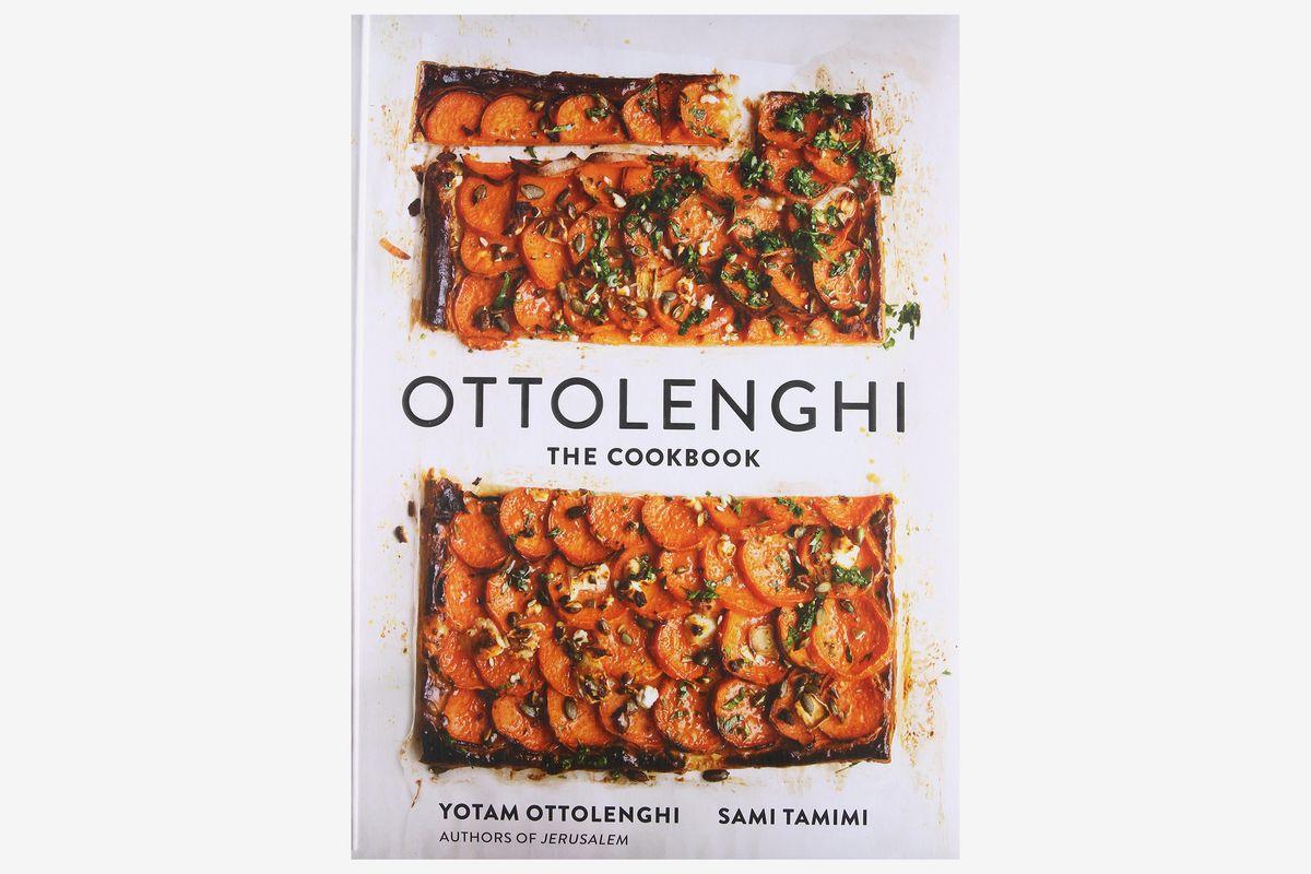 Ottolenghi The Cookbook cookbook cover