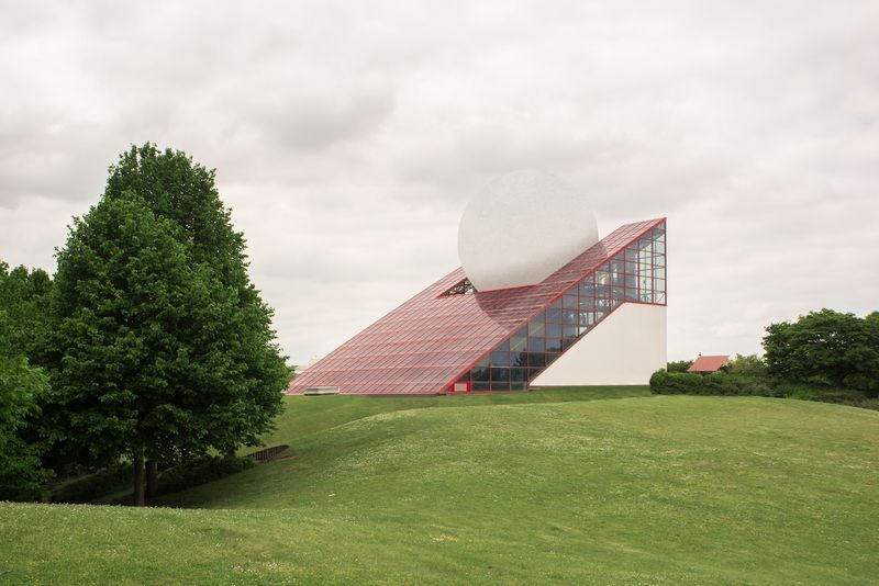 Futuroscope is the wicked-cool theme park you?ve never heard of