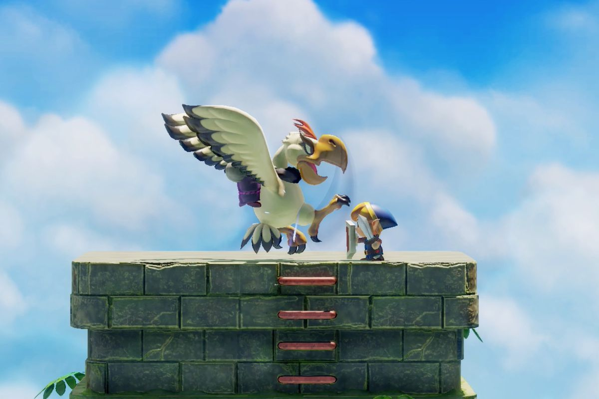 Link S Awakening Eagle S Tower Walkthrough And Maps