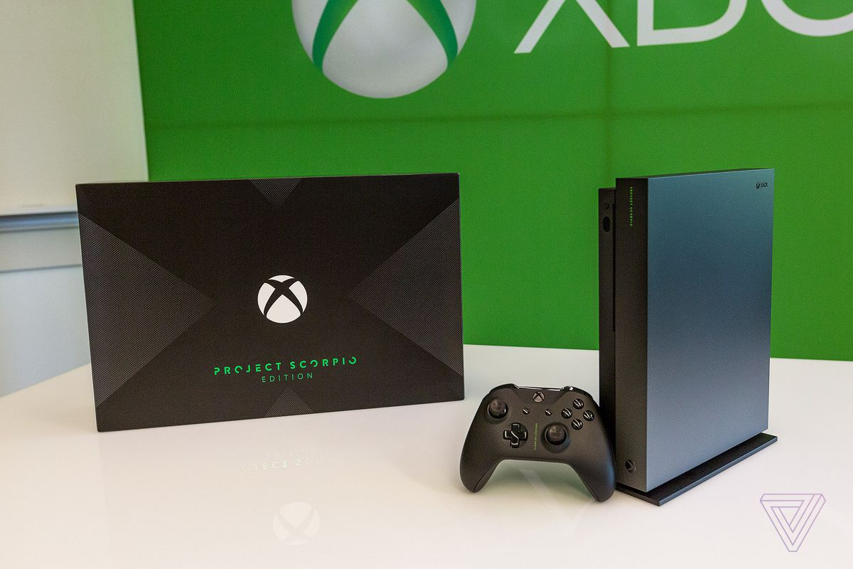 The Xbox One X probably isn't for you - The Verge