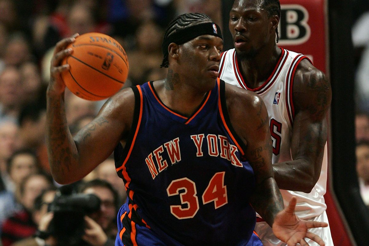 1f1d7fcc79be This Week In Knicks History  Eddy Curry s scoring streak - Posting ...
