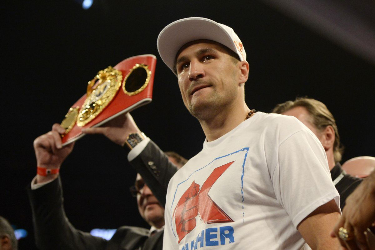 Boxing: Pascal vs Kovalev 2
