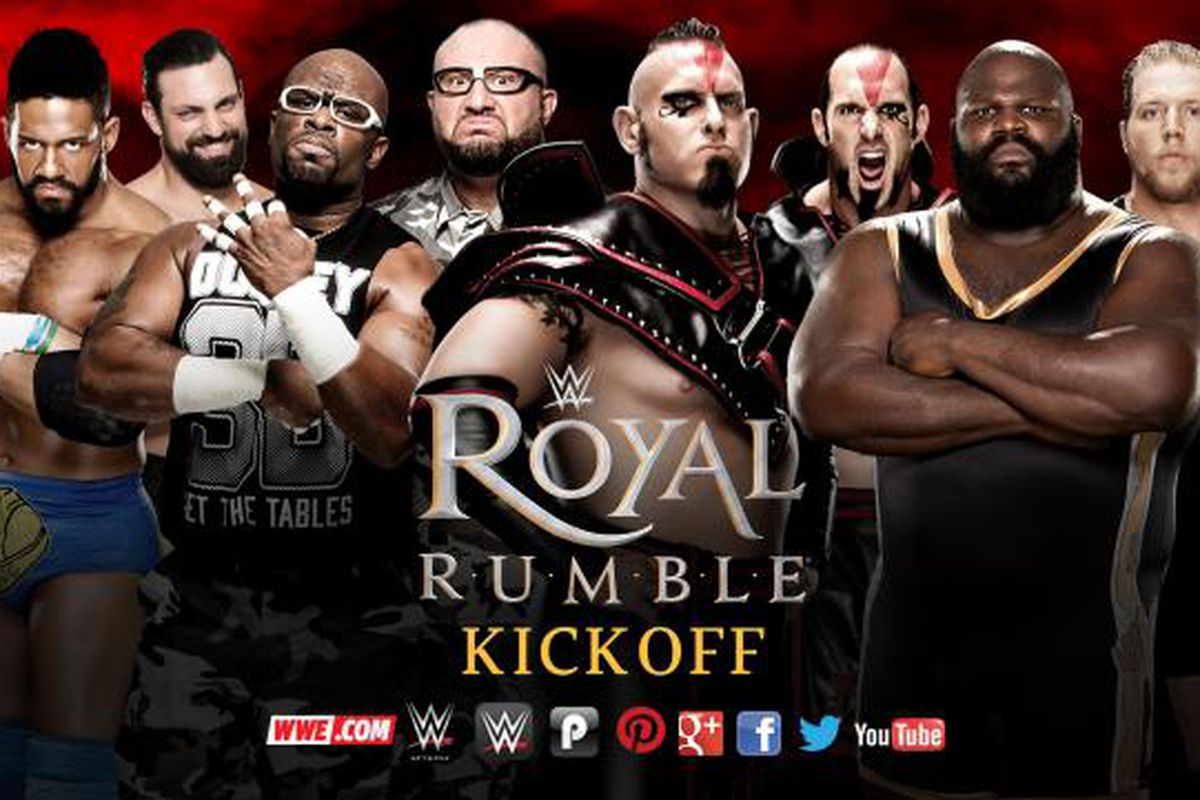 Mark Henry Among Eight Men In Royal Rumble Qualifier Announced For