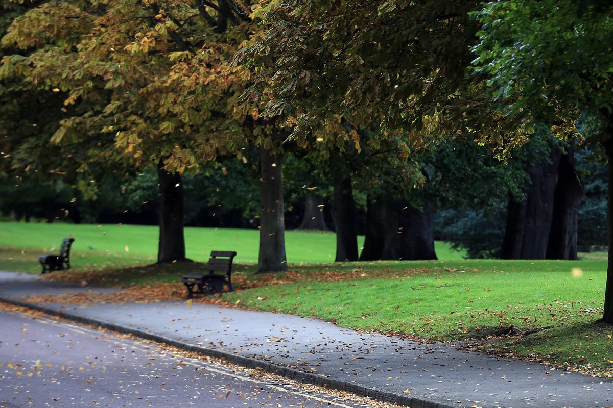 Autumn Colours Arrive In The UK
