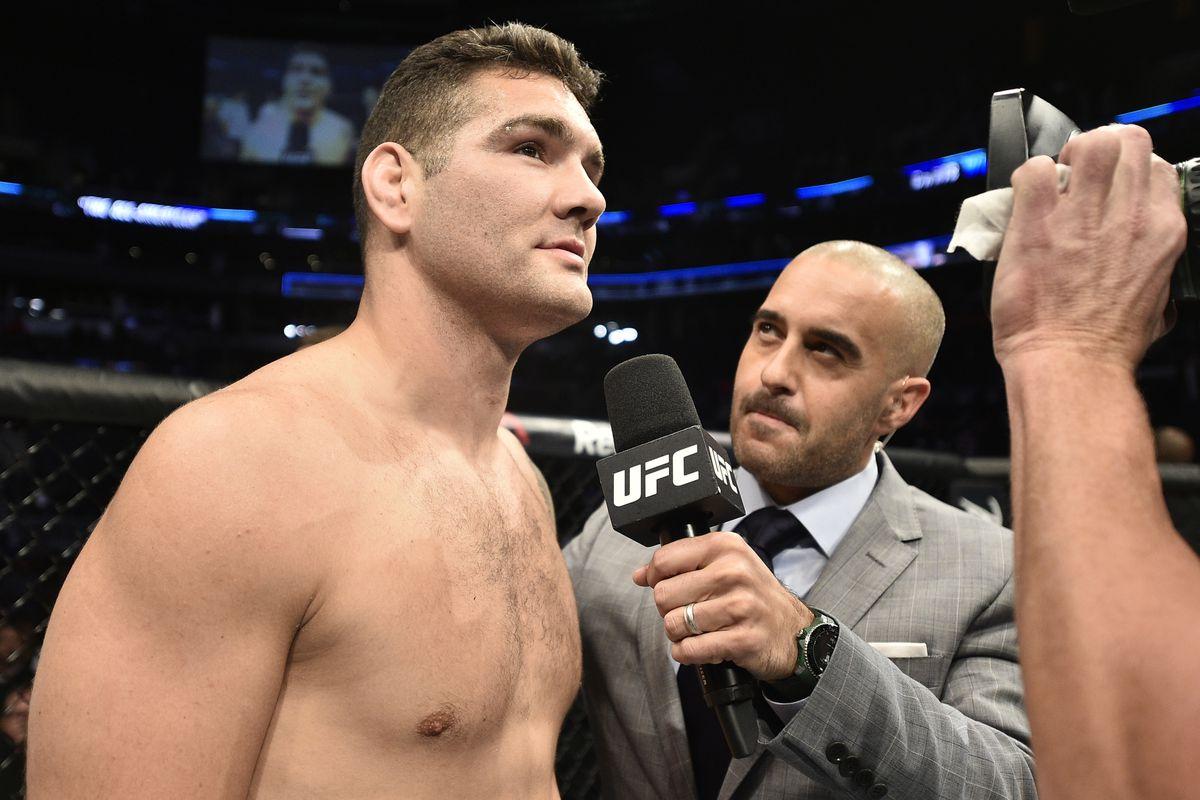 UFC Fight Night: Reyes v Weidman