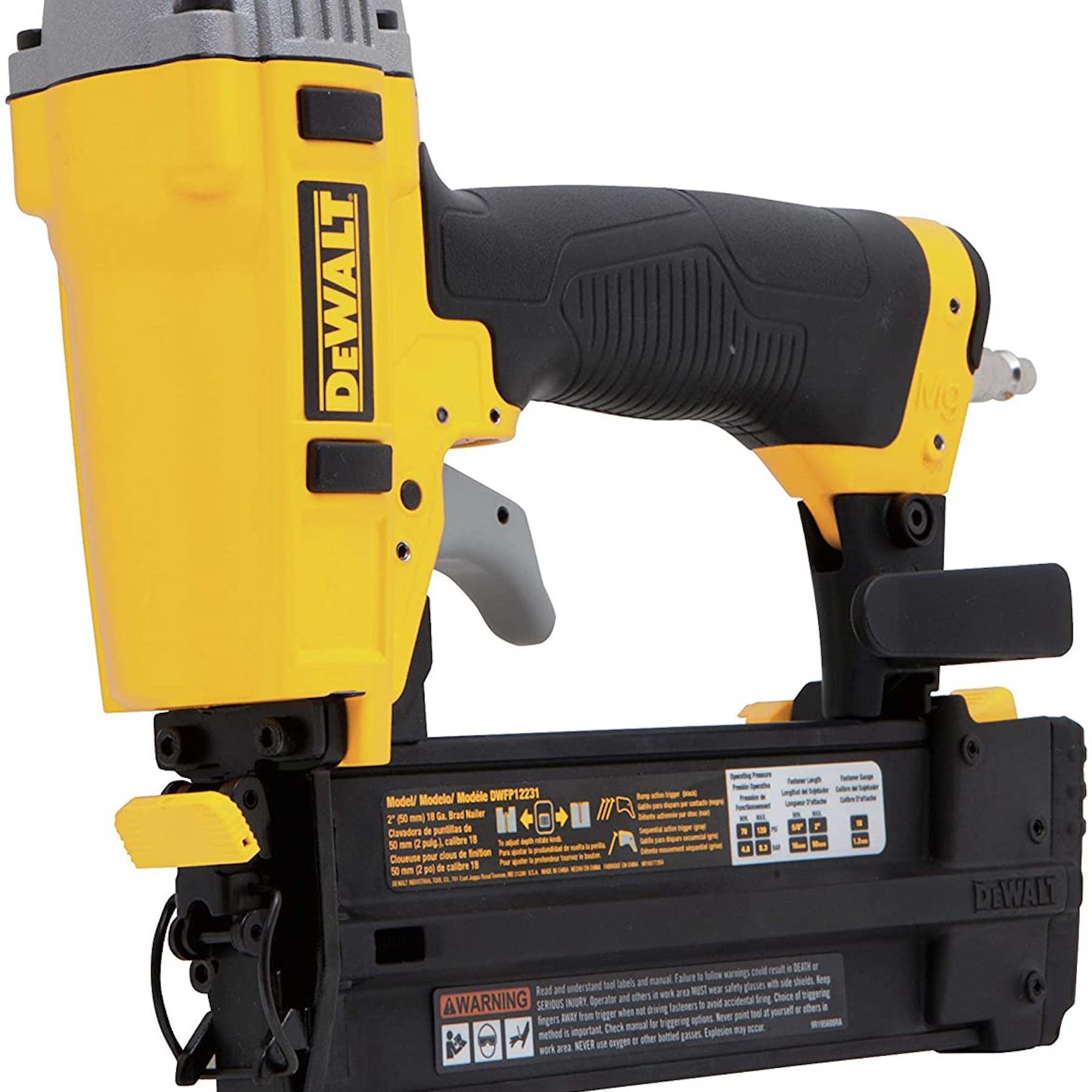 The 5 Best Nail Guns (2021 Review) - This Old House