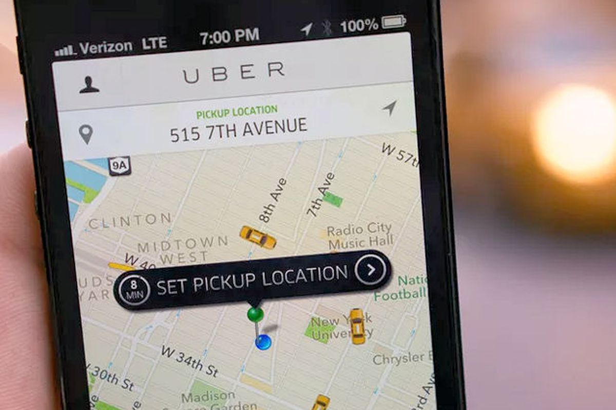 Uber Snags Another Google Mapping Executive to Lead the ...