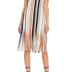 Not your typical cocktail dress, but the fringe is undeniably LA.