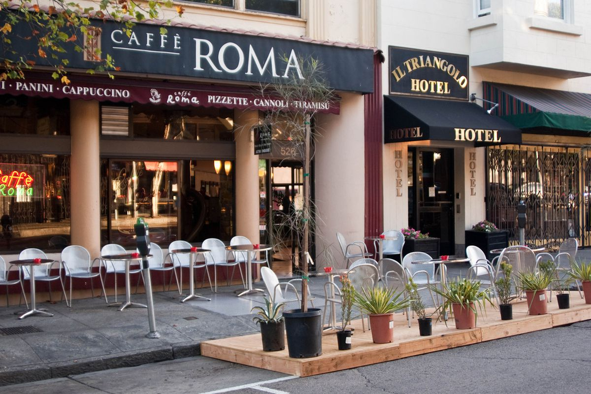 Cafe Roma New Orleans Locations