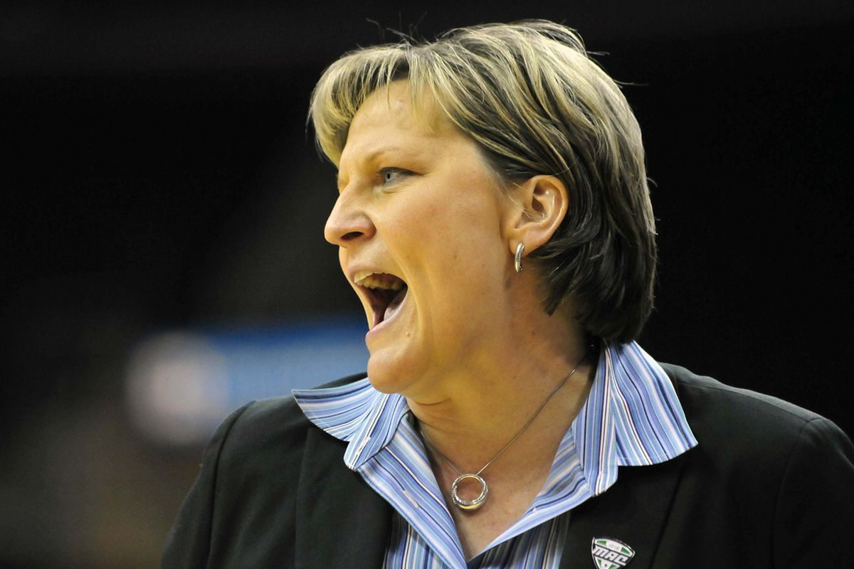 Tricia Cullop and the Rockets are a good bet to win their first MAC tournament since 2001.