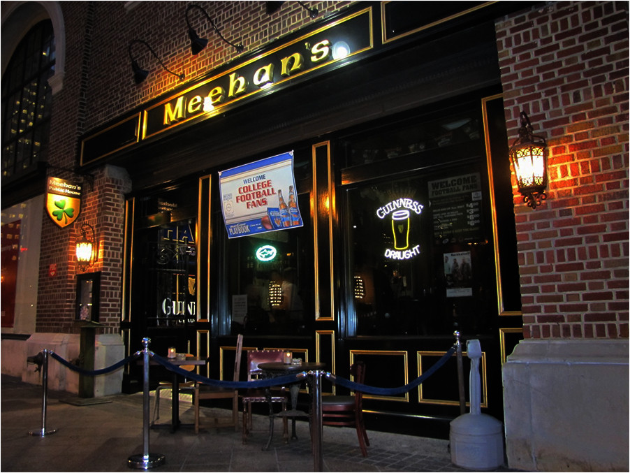 Meehan's Public House Downtown