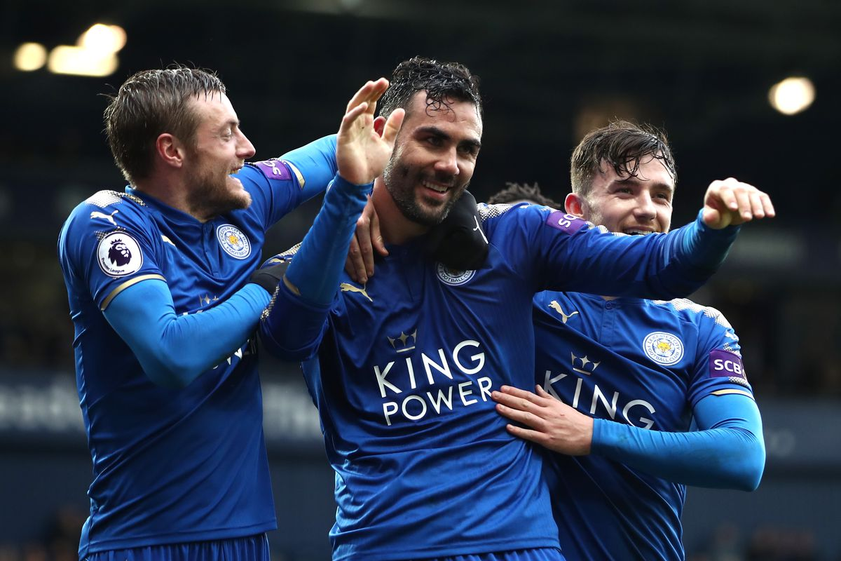 Vardy and Leicester pile misery on Pardew