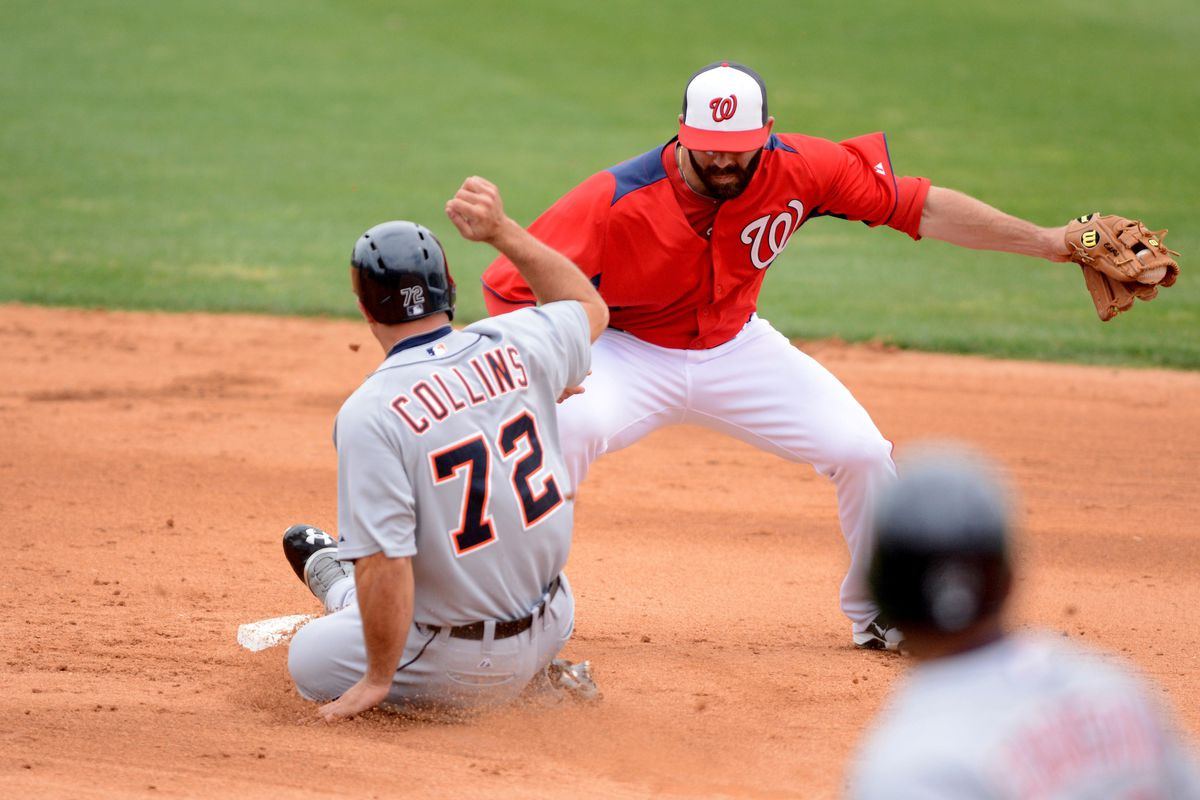 Tyler Collins homered for Erie.