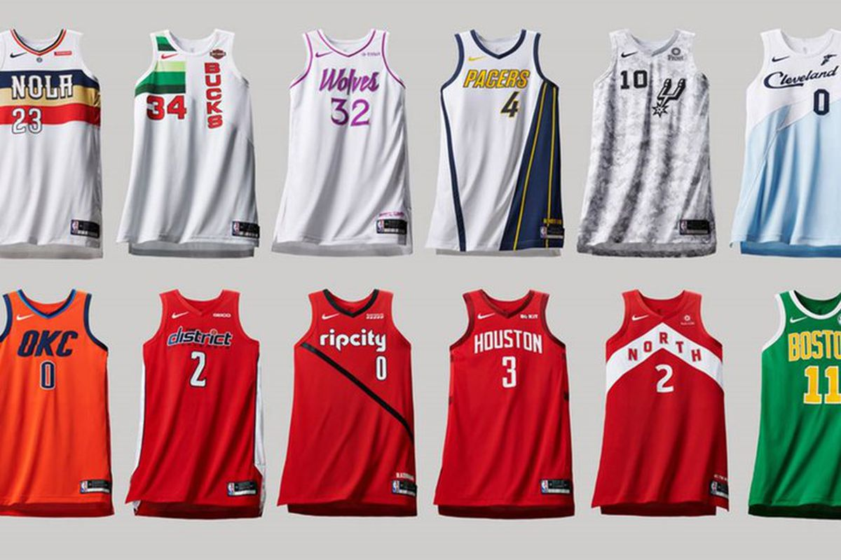 finest selection 423d0 06ccf Nike's NBA Christmas jerseys aren't special anymore, and we ...