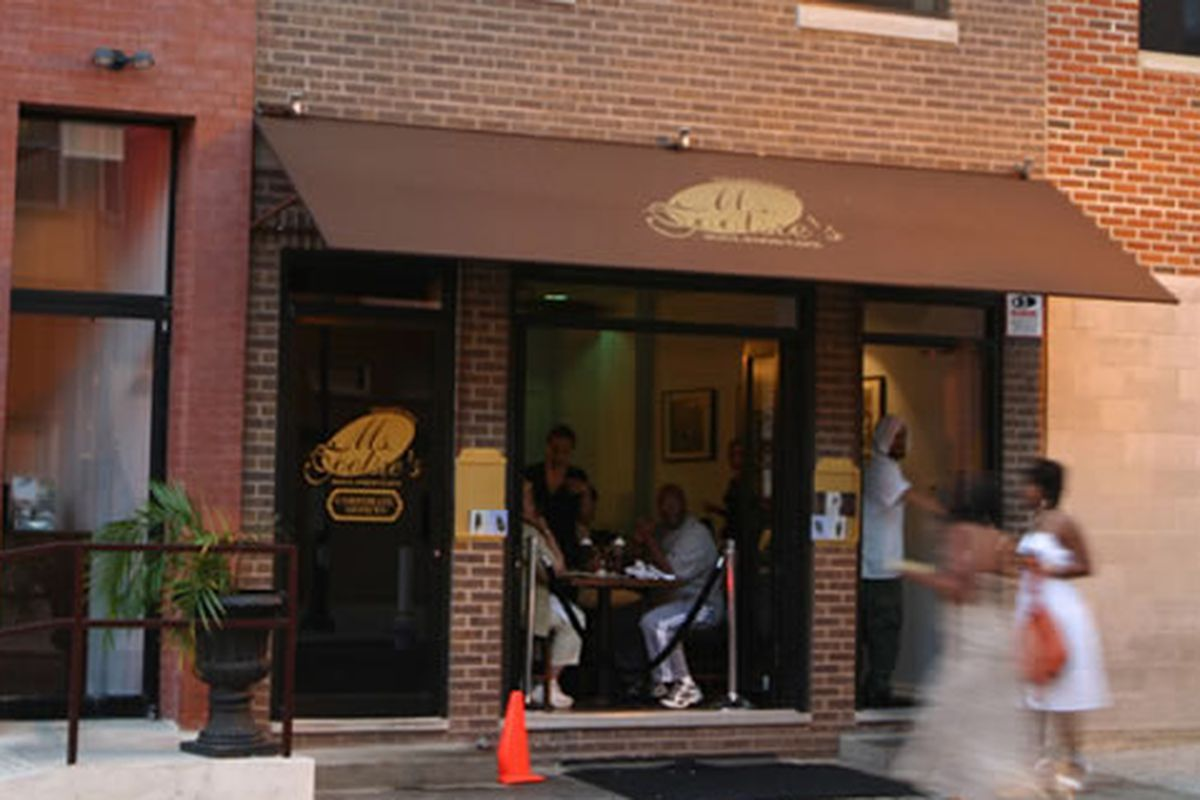 A waitress who worked at Ms. Tootsie's was shot.
