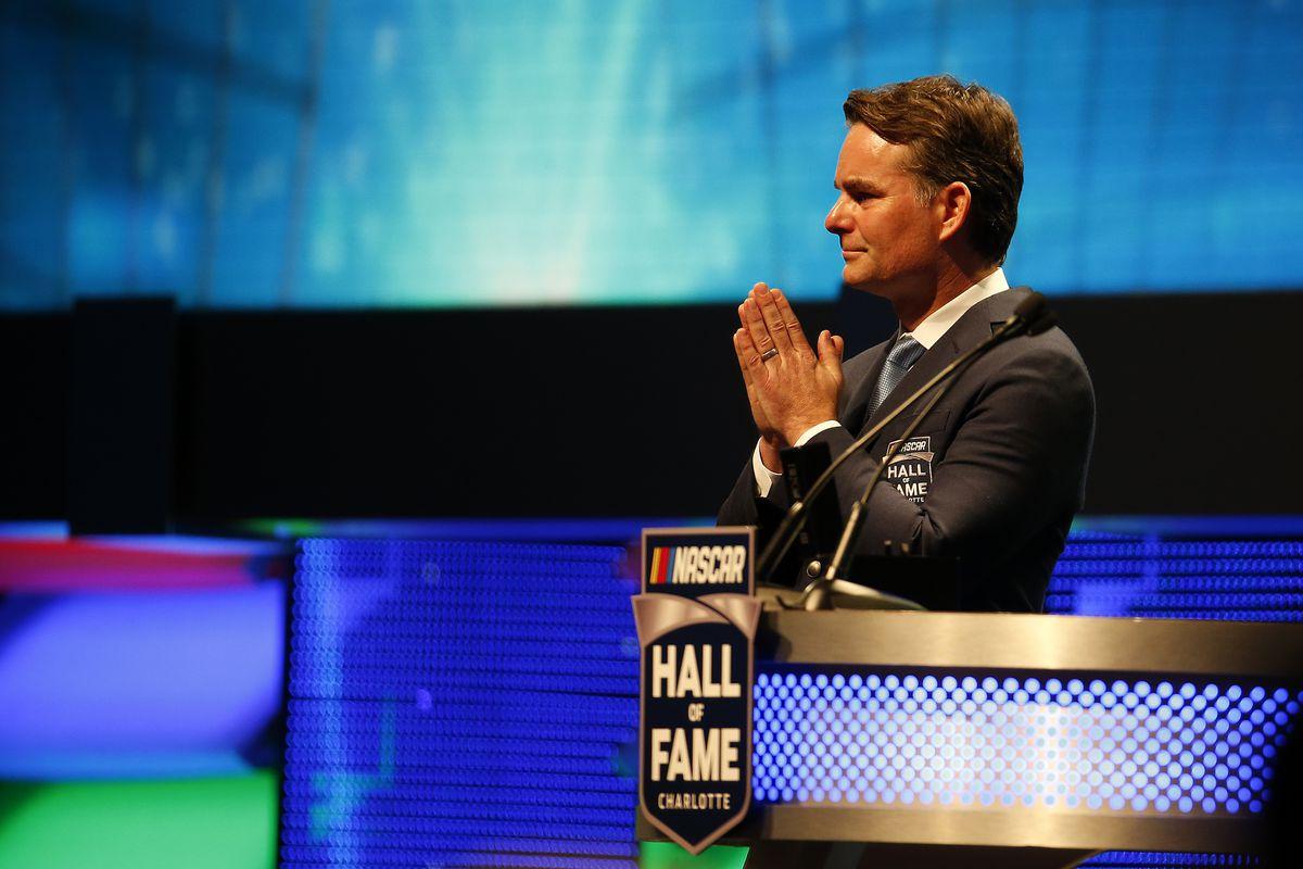 2019 NASCAR Hall of Fame Induction Ceremony