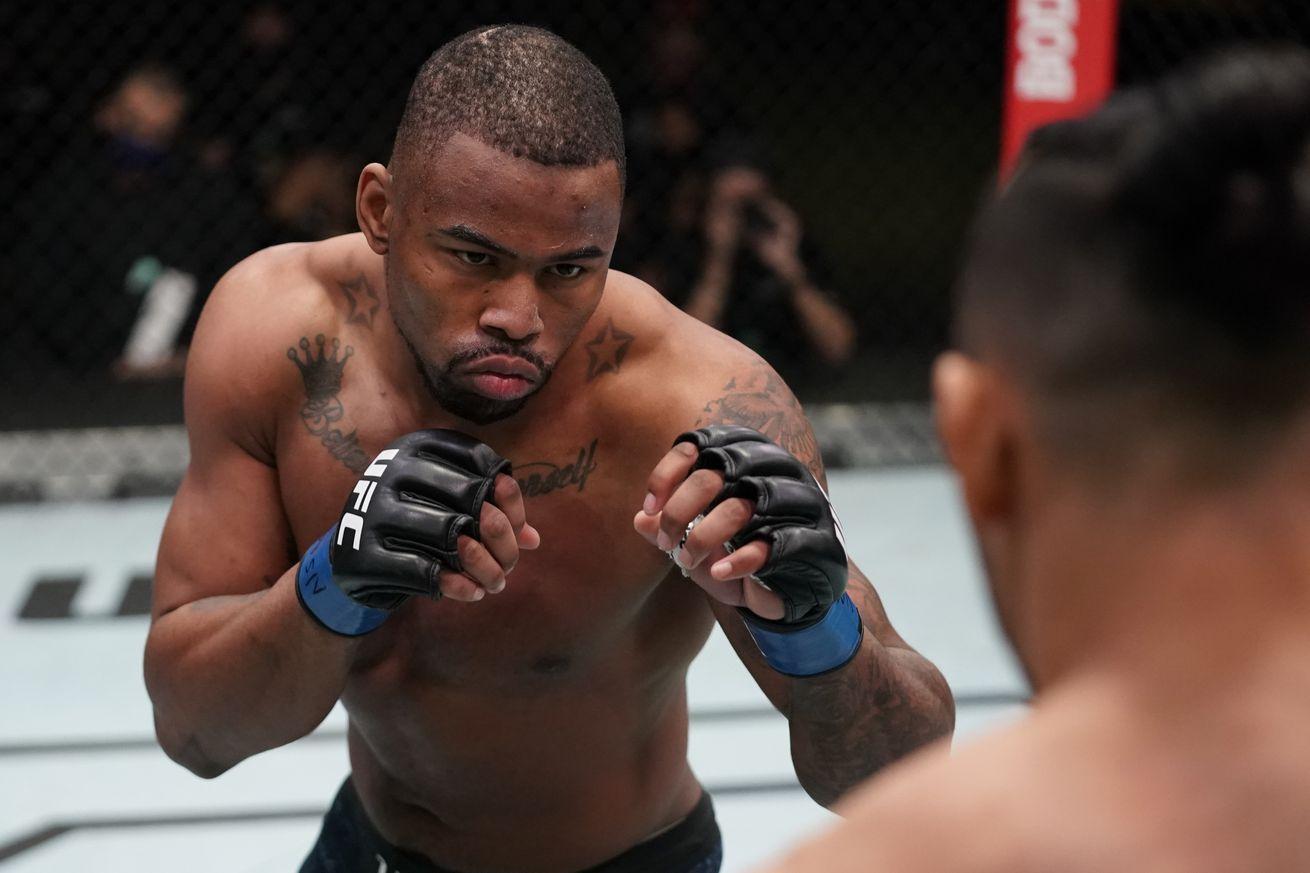 UFC Fight Night: Pereira v Williams