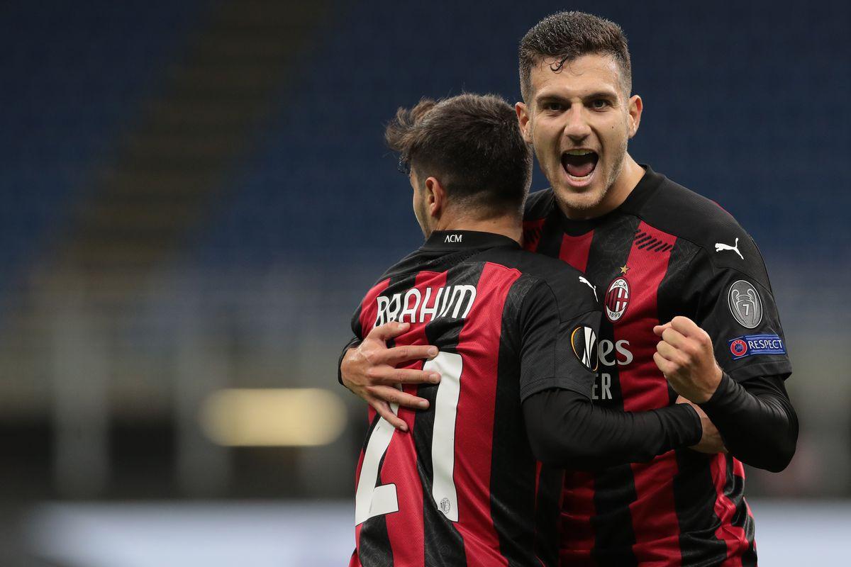AC Milan v AC Sparta Praha: Group H - UEFA Europa League