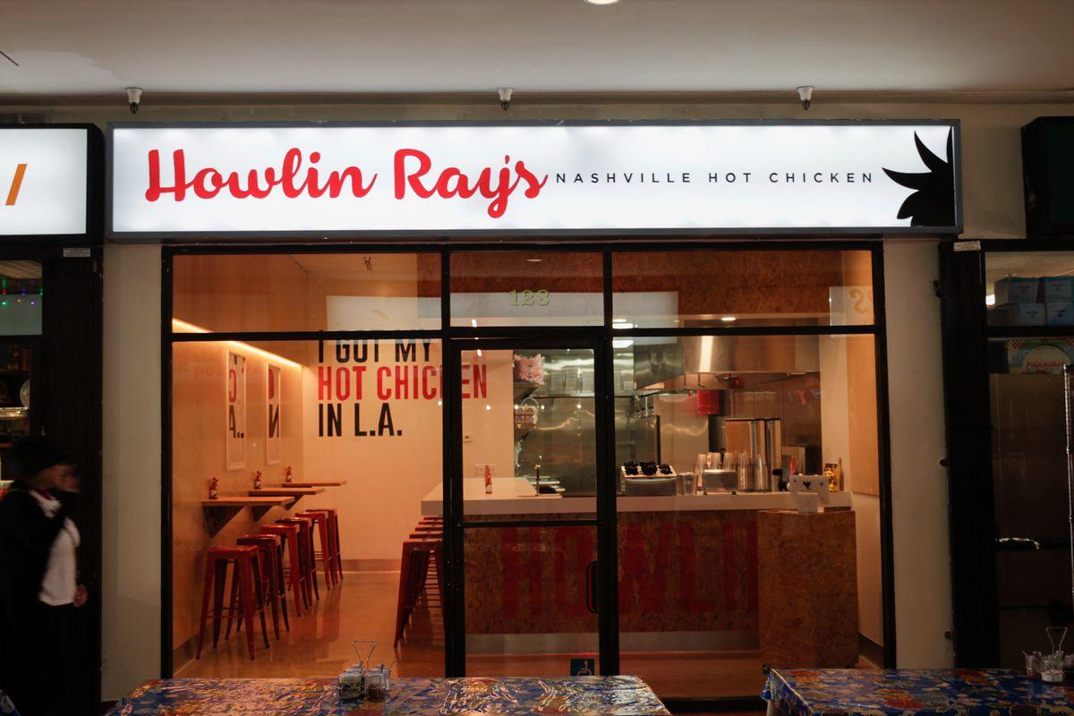 Howlin' Ray's Chinatown
