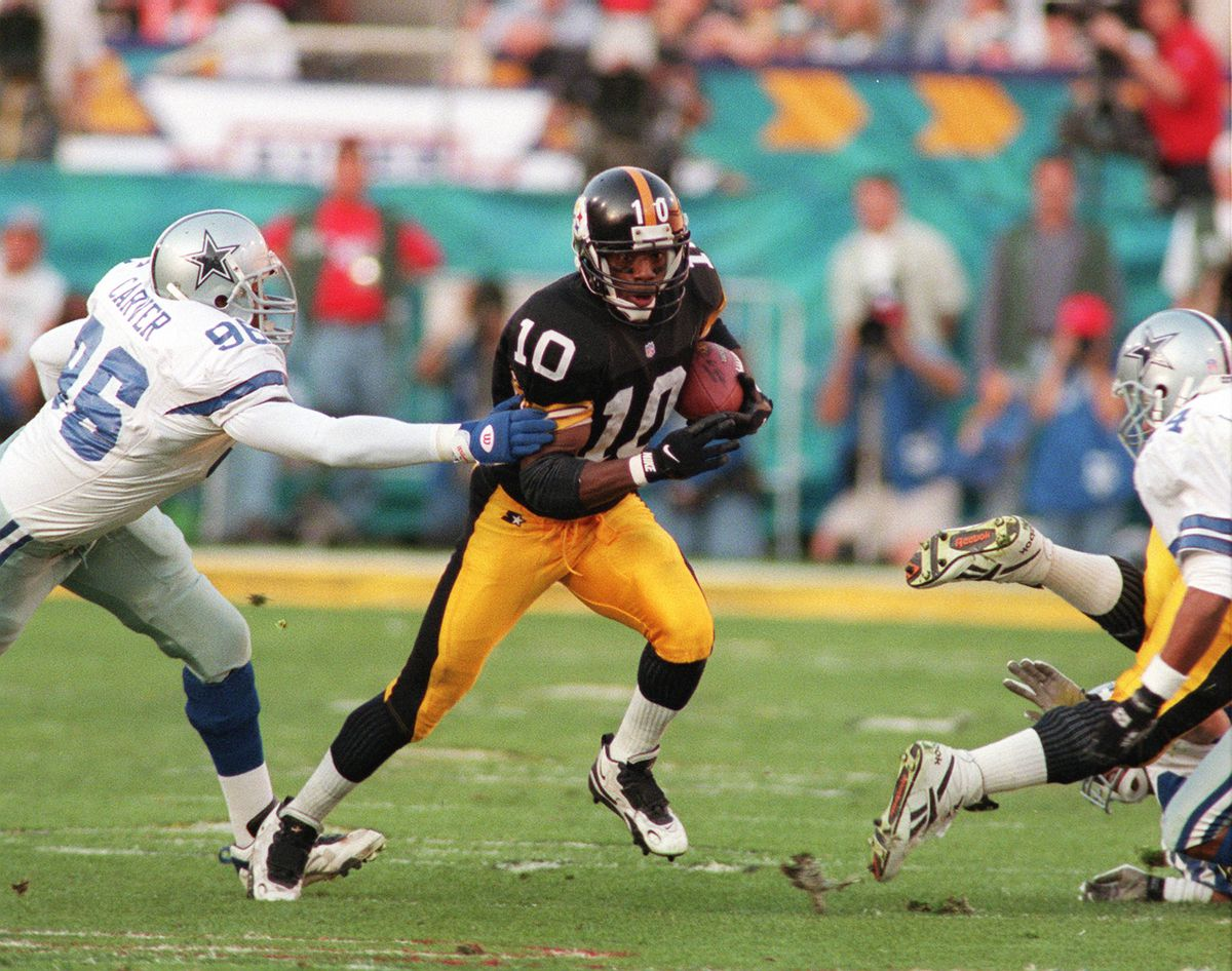 1996 Super Bowl XXX - Dallas Cowboys over Pittsburgh Steelers 27-17