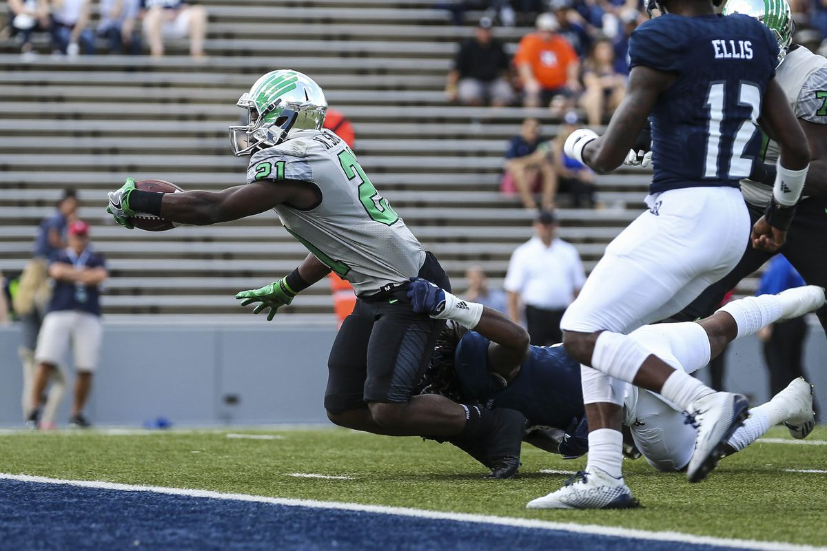 North Texas Releases First Depth Chart Of Season With Two Possible Starters At Rb