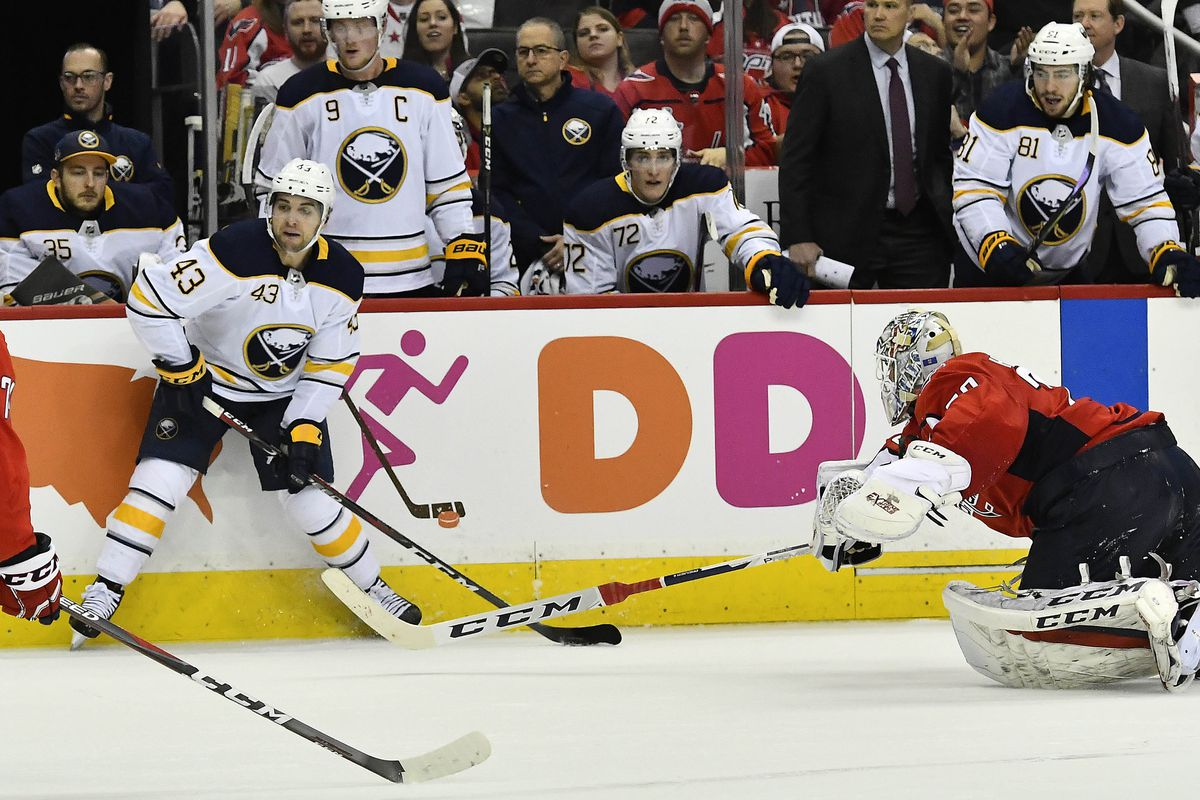 8ae3933c7d5 Preview  Buffalo Sabres look to avoid the season series sweep by the ...