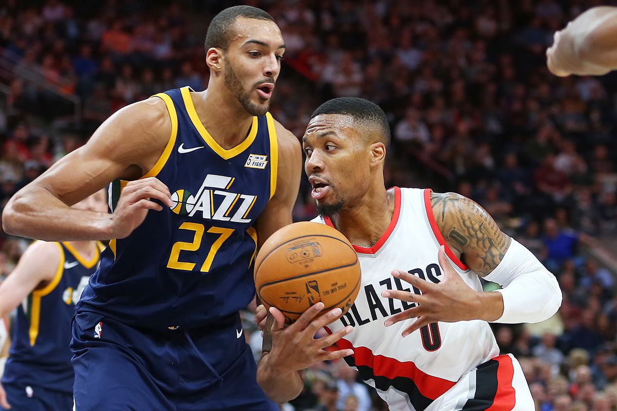 check out d9a73 f4270 Rudy Gobert, Damian Lillard among nominees for NBA awards by ...