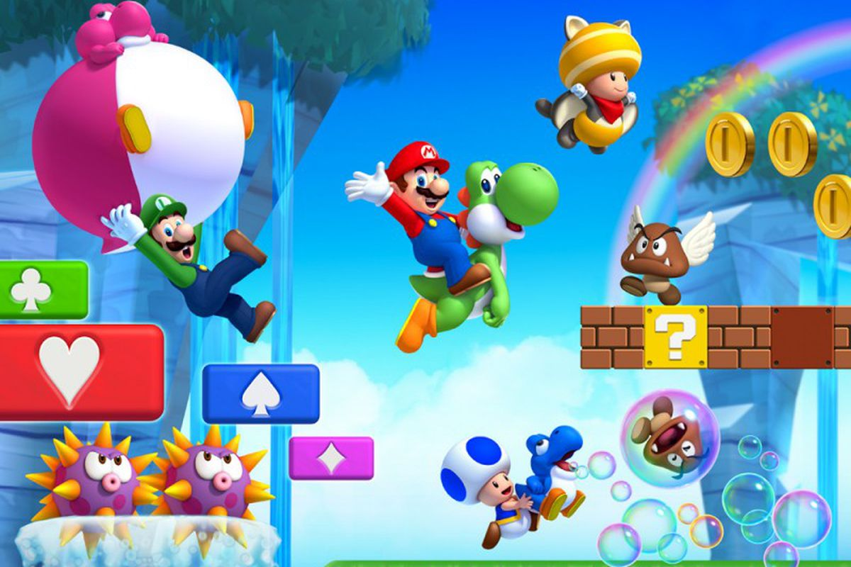 New Super Mario Bros. U to include Coin Battle and Challenge ...