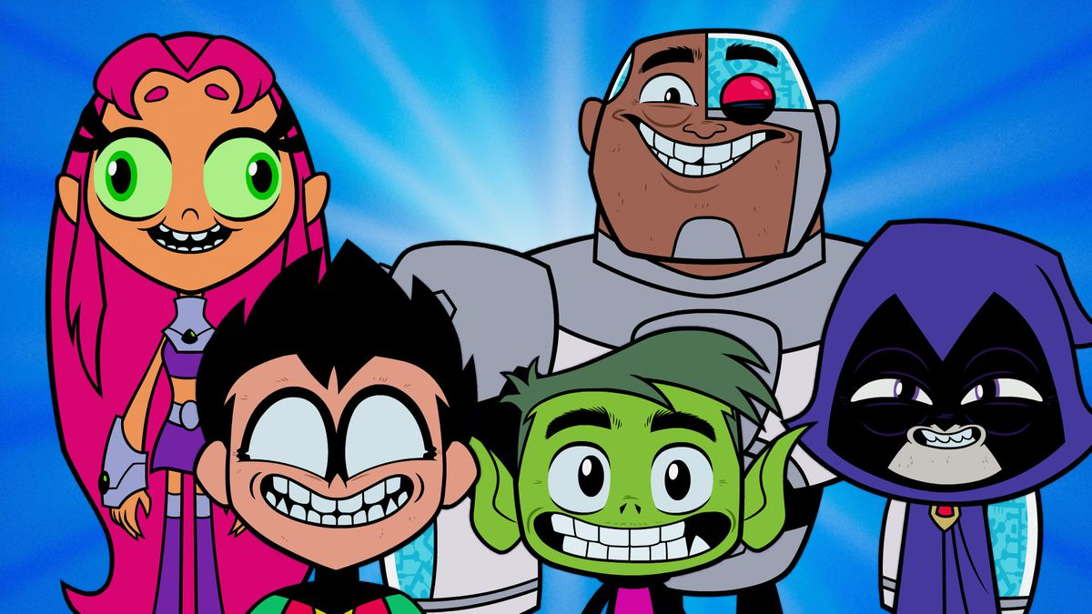 Teen Titans Go To The Movies Review Silly Adventure -7771