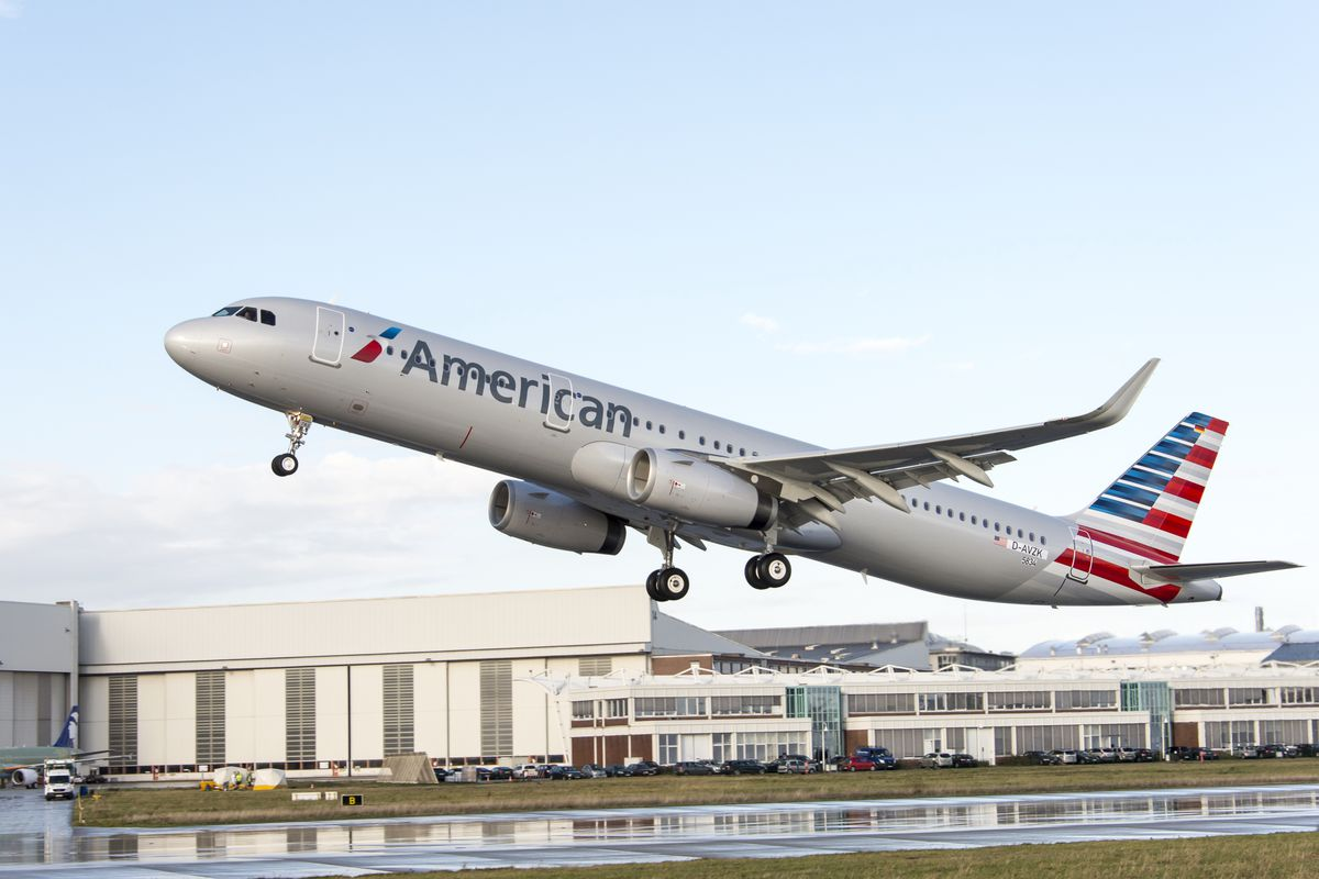 American airlines accidentally used the wrong plane to fly for American airlines plane types