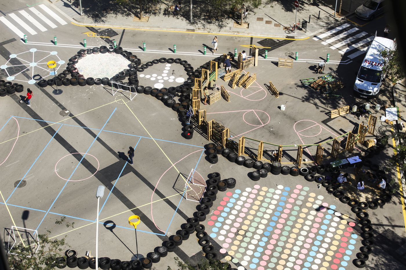 Barcelona, Spain, urban planning: what the city learned from the
