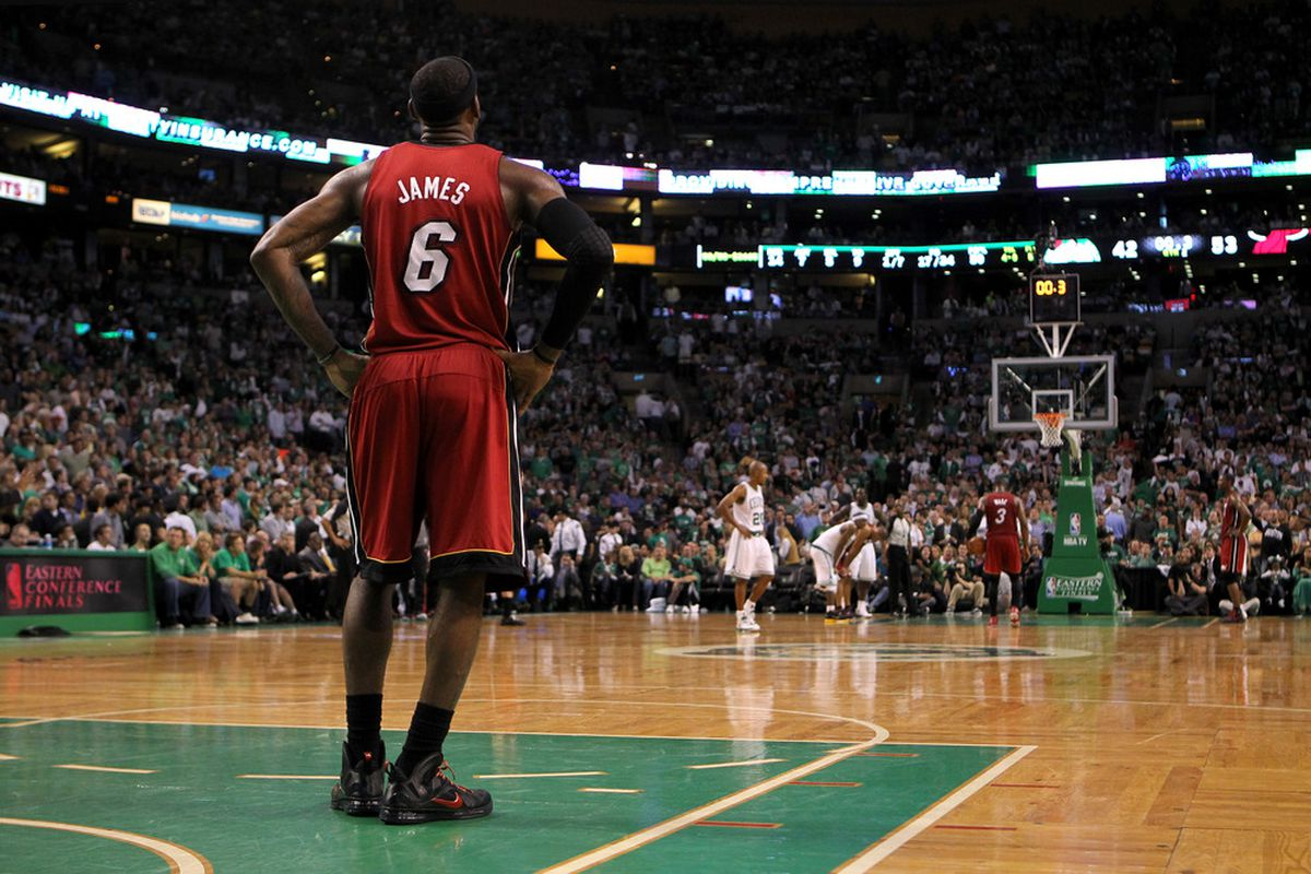 watch 3c1d5 2a93f LeBron James headed to Game 7  A look at his past performances