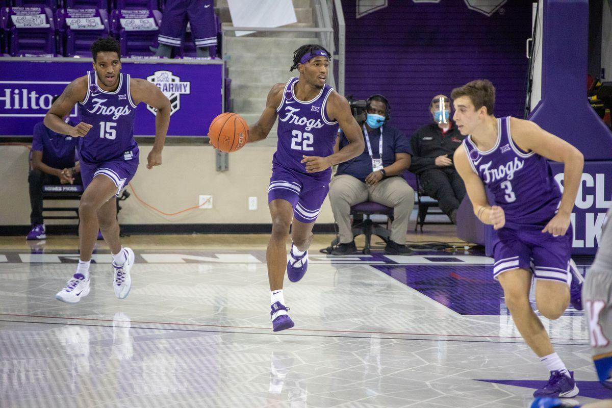 TCU Basketball vs Kansas | Fort Worth, TX (1.5.20)