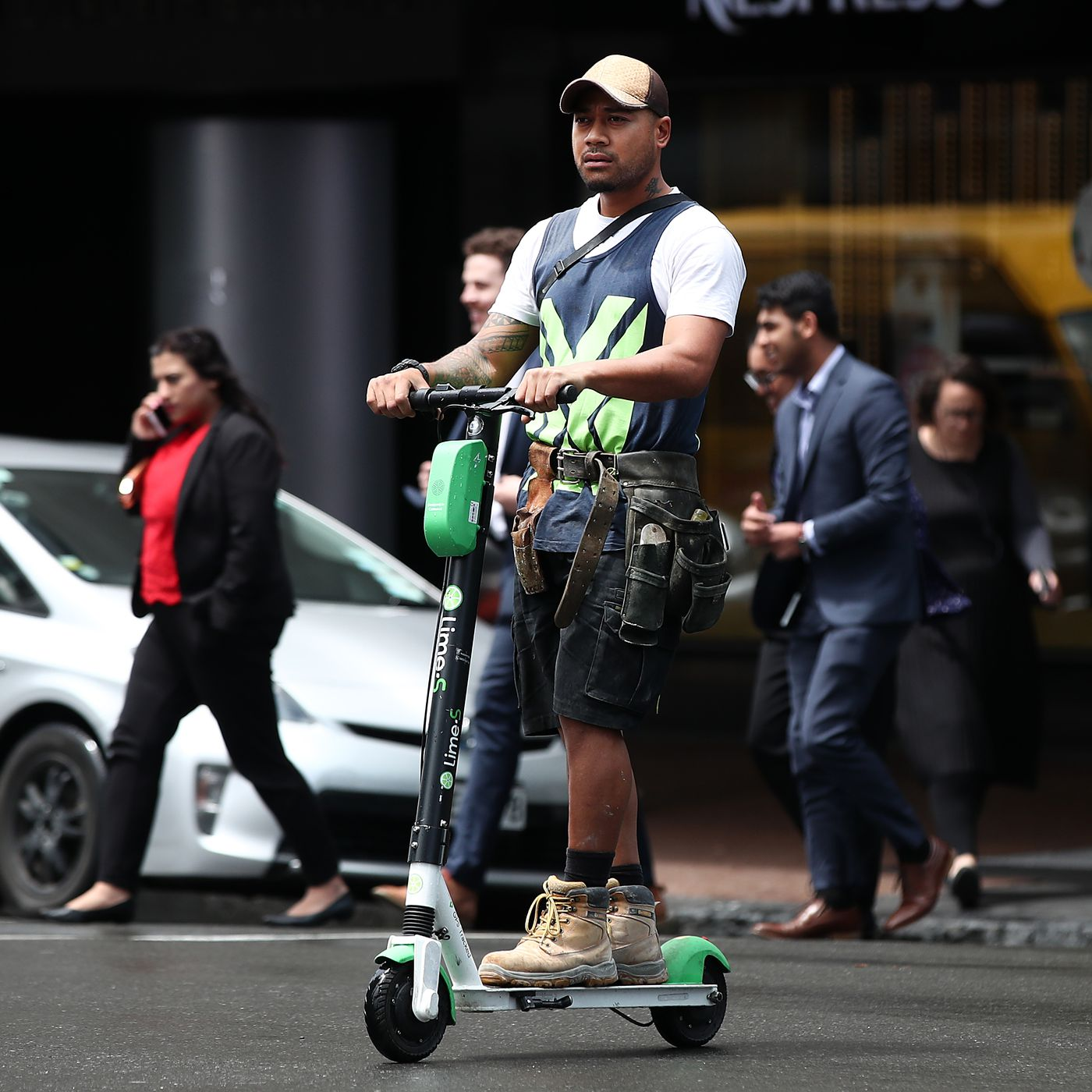 Electric scooters need to toughen up — and stay out of lakes