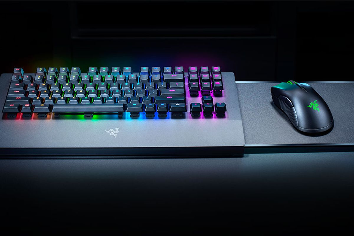 Razer Teases First Xbox One Mouse And Keyboard The Verge