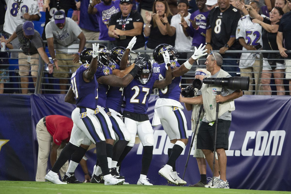 ca84eb70 Baltimore Ravens vs. Green Bay Packers: Five things we learned ...