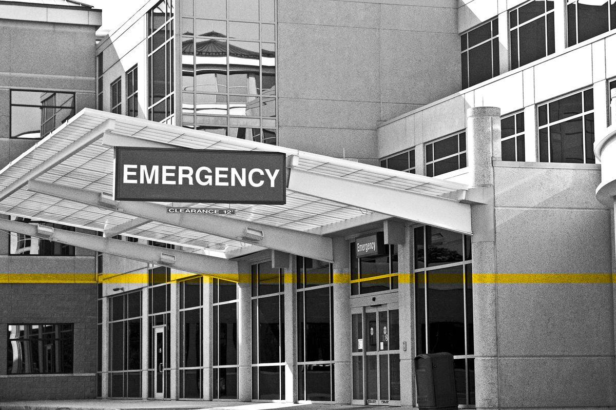 The Alabama heart patient couldn't find an ICU bed due to COVID.