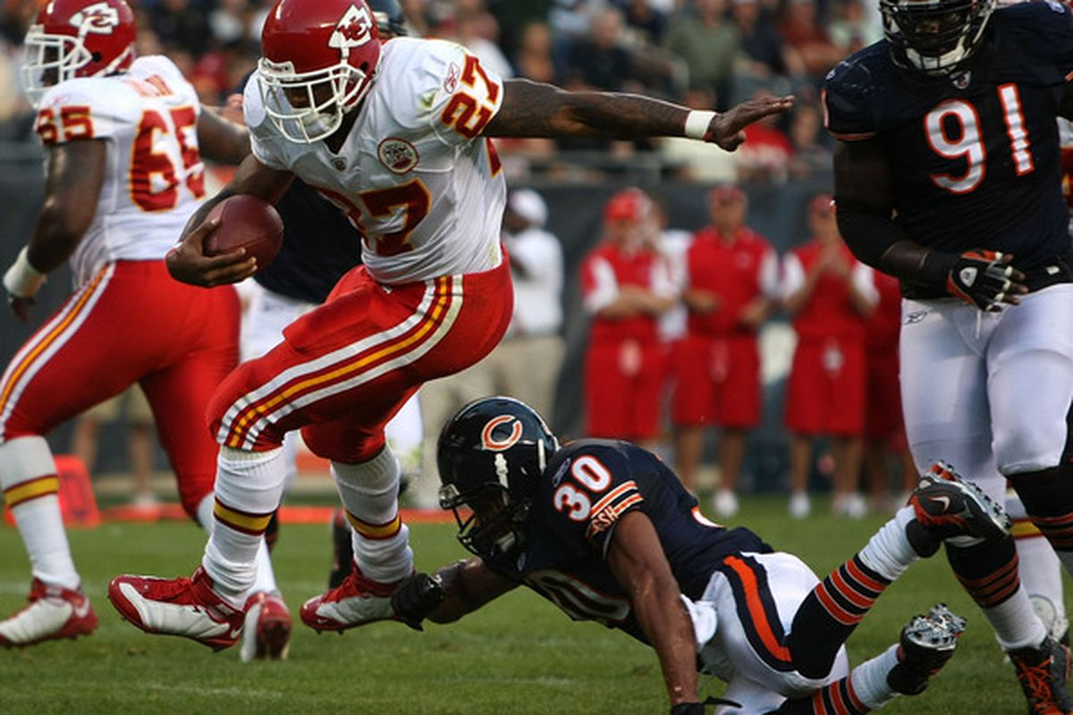 best sneakers 8fc69 ed290 The Greatest Kansas City Chiefs, By the Numbers: #27 ...