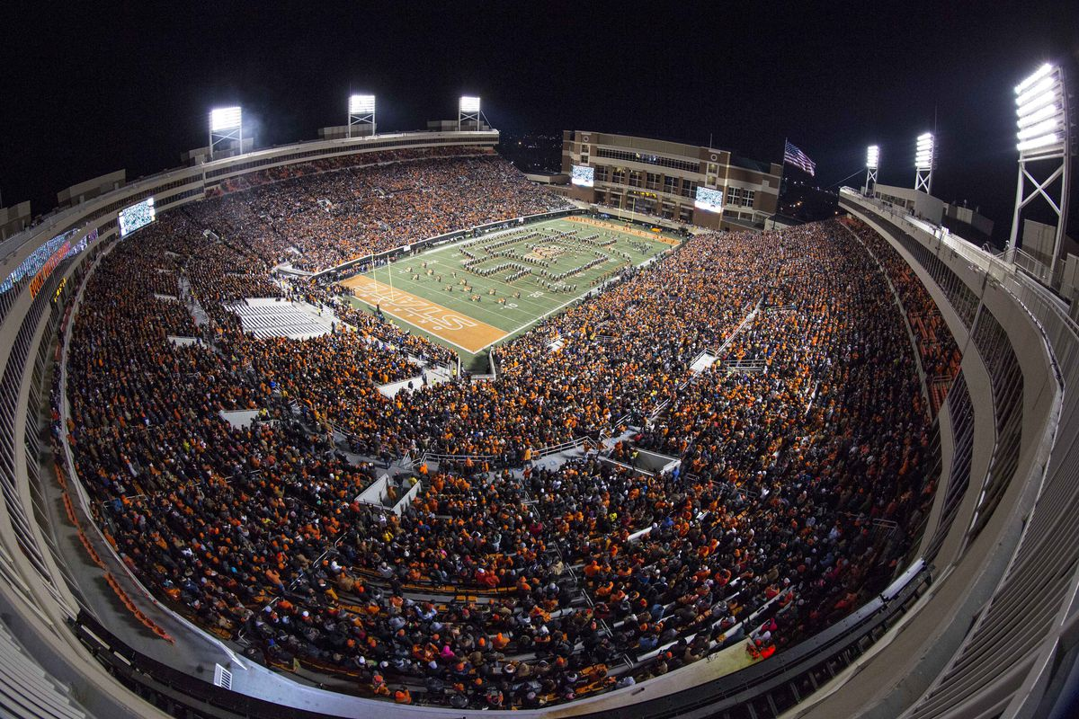 Boone Pickens Stadium will be home to the Big 12 Playoffs