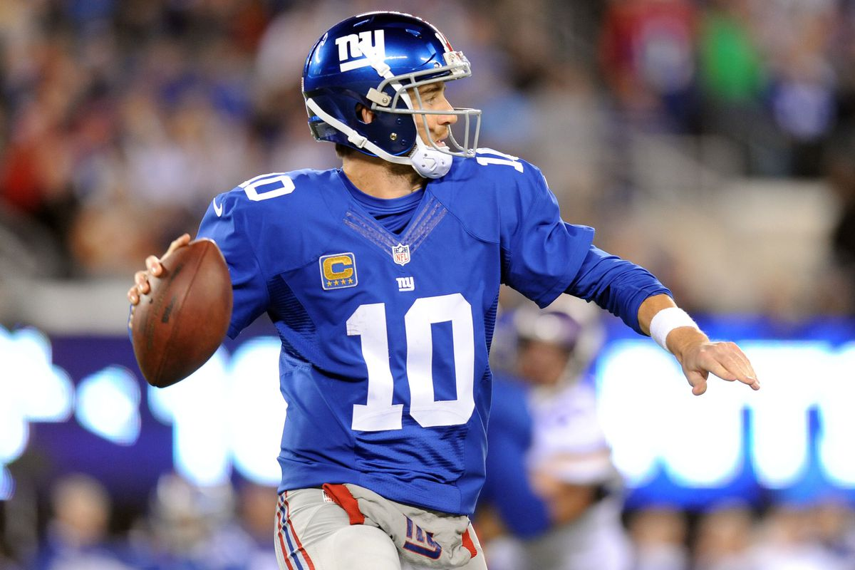 Nice Raiders vs. Giants 2013 odds: New York favored heavily at home