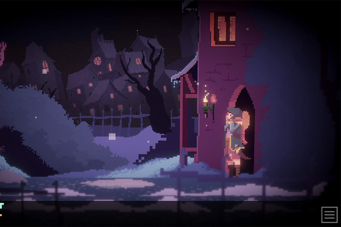 the librarian is a game that feels like a poem