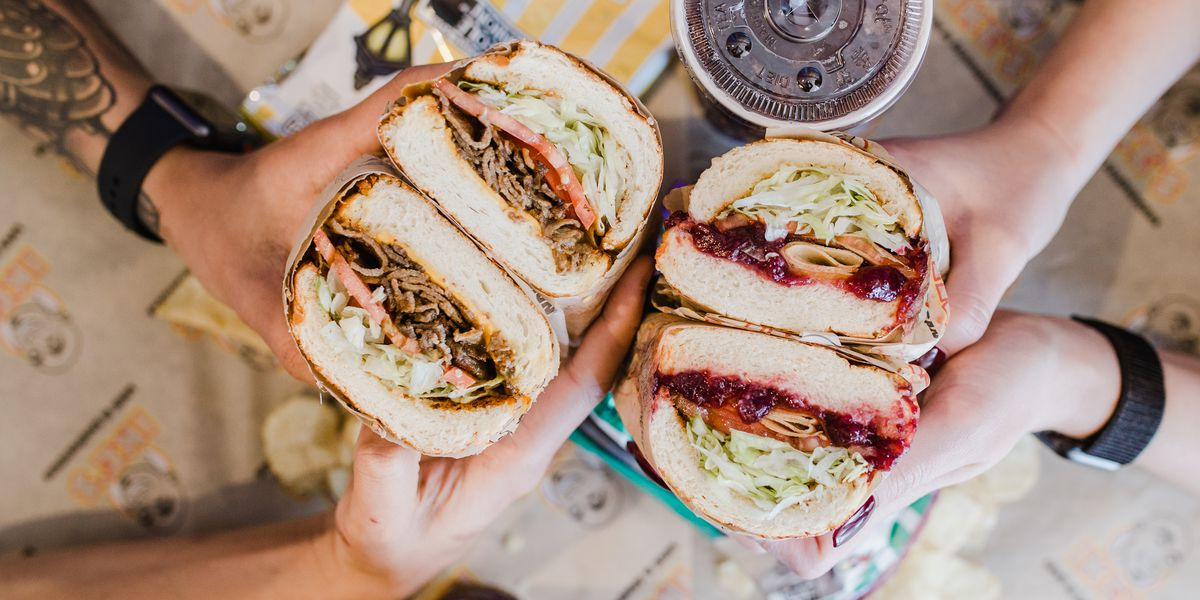 Cult-Favorite Ike's Love & Sandwiches Opens with a $100 Howard Hughes Sandwich