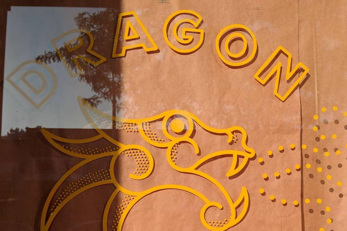 Dragon Pizza logo