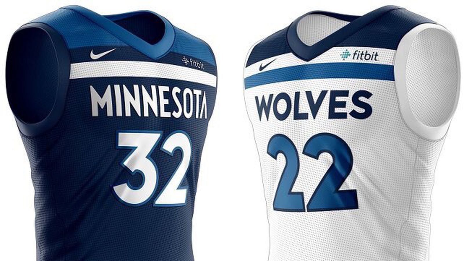 Timberwolves Fans Are Either Loving Or Hating Their New Jerseys