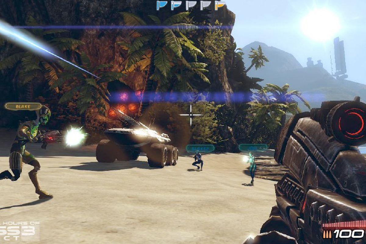 Mass Effect Team Assault 1