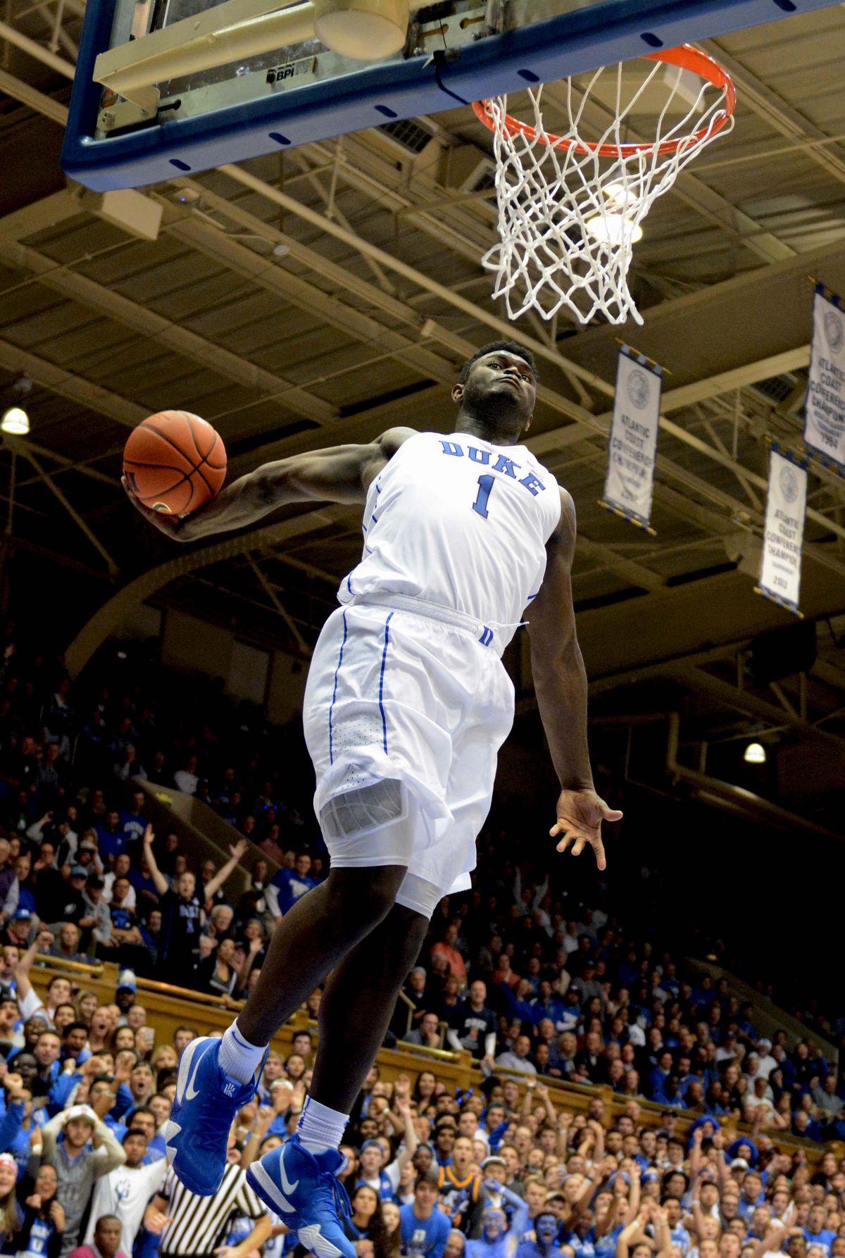 NCAA Basketball: Eastern Michigan at Duke