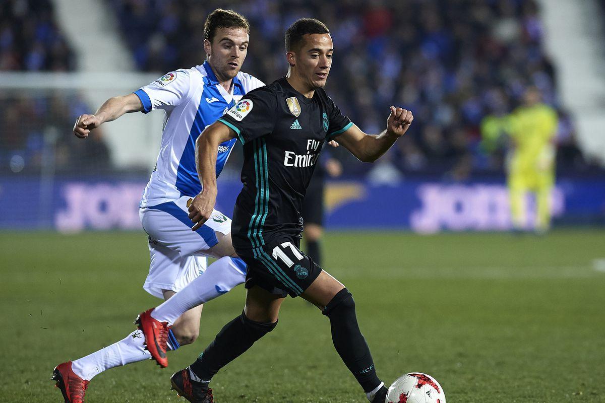 Real Madrid Vs Leganes Game