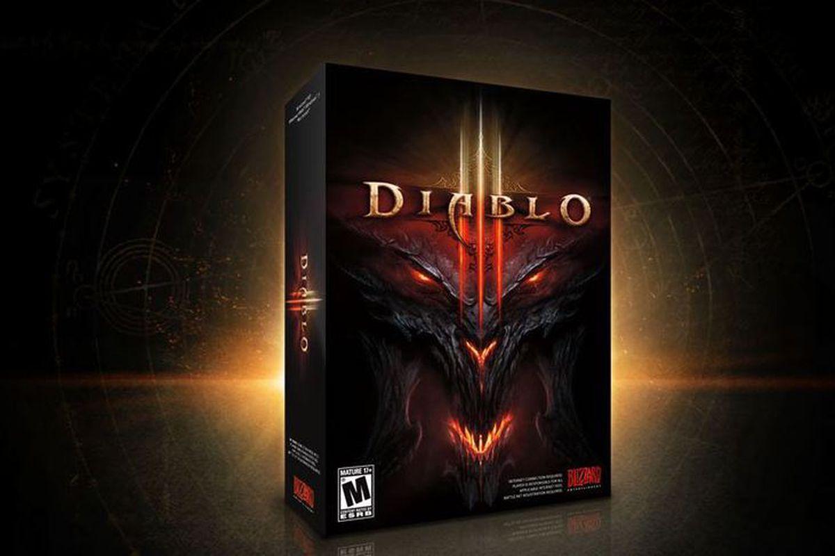 Diablo 3 box