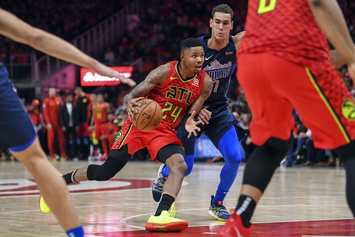 NBA: Dallas Mavericks at Atlanta Hawks